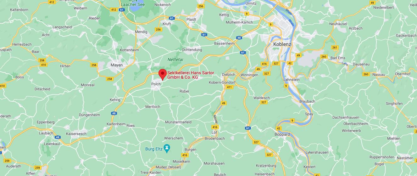 Location Sartor
